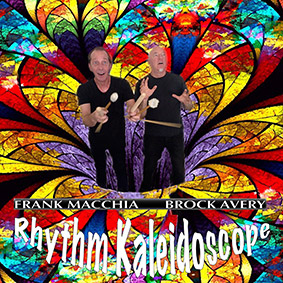 Rhythm Kaleidoscope Album Cover